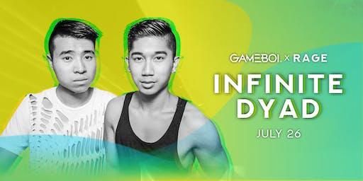 GAMEBOI® LA @ Rage Nightclub 07.26 w/ Infinite Dyad