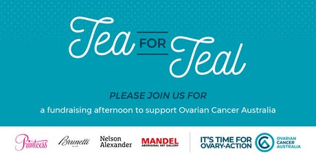 Tea for Teal 2019 tickets