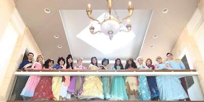 Enchanted HOLIDAY Ball with Santa & the Princesses