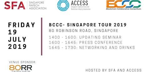 BCCC  ACCESS  SFA tickets