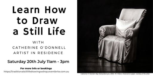 Learn How to Draw Still Life with Catherine O'Donnell