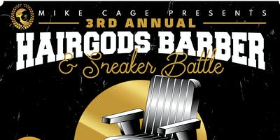 3rd Annual Hairgods Barber Battle