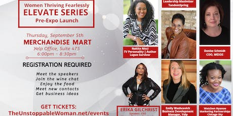 Women Thriving Fearlessly in Business - ELEVATE SERIES!  Expo Pre-Launch tickets