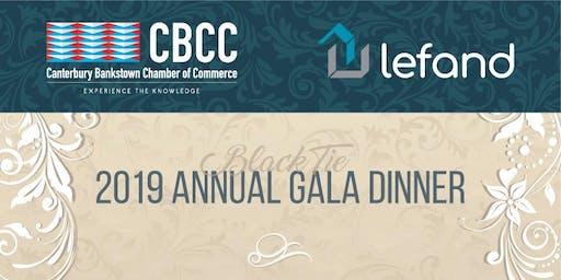 CBCC 2019 Annual Gala Ball