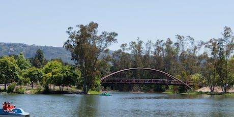 TAITA July 27th Hiking at Vasona Lake County Park tickets