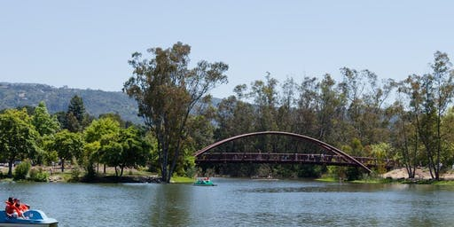 TAITA July 27th Hiking at Vasona Lake County Park