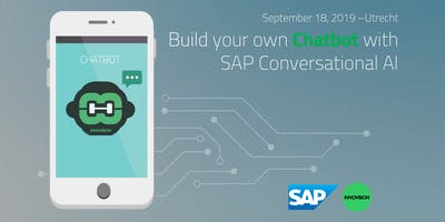 Build your own Chatbot with SAP Conversational AI