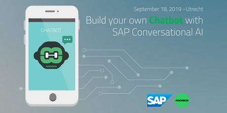 Build your own Chatbot with SAP Conversational AI tickets