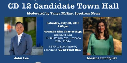 CD12 Town Hall Forum