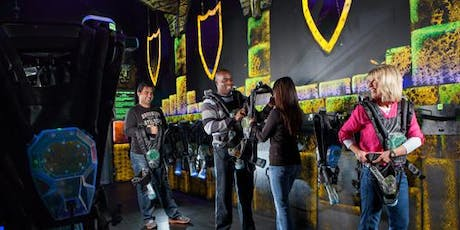 Autism Ontario Durham - Young Adult Social Group - Laser Quest tickets