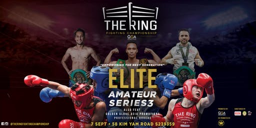 TRFC Elite Amateur Series 3