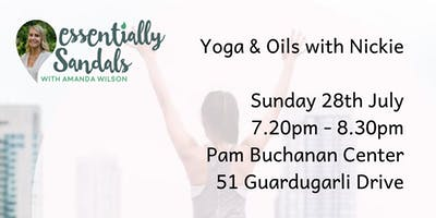 Yoga & dōTERRA Essential Oils