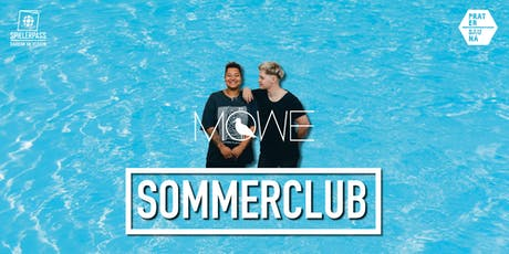 SPIELERPASS SOMMERCLUB x MÖWE tickets