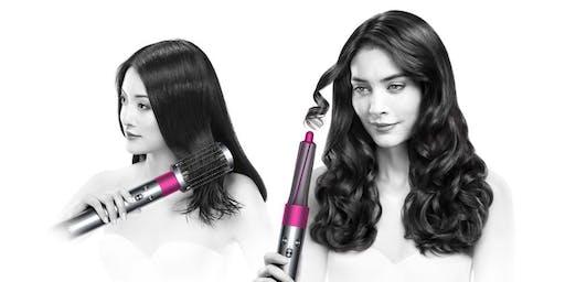 Dyson Demo Store - Beauty Lab, Funan Mall   Supersonic / Airwrap Styling   12 - 31 Jul 2019