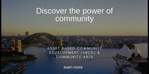 ABCD & Community Arts Masterclass