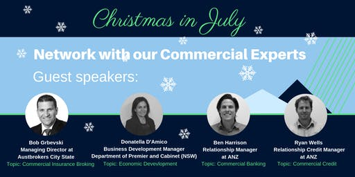 WHK Commercial Property - Christmas in July