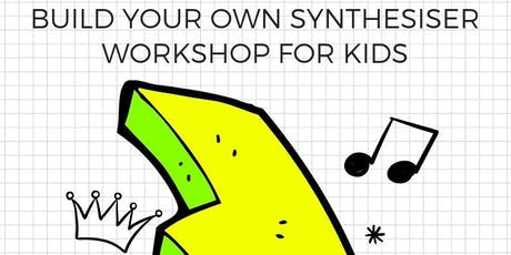 The Synth Shed Workshop tickets