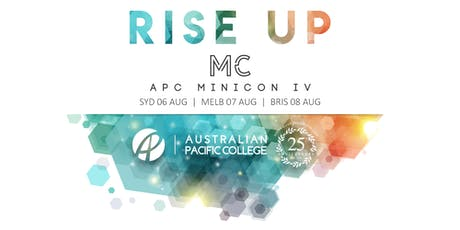 MiniCon IV: Rise Up tickets