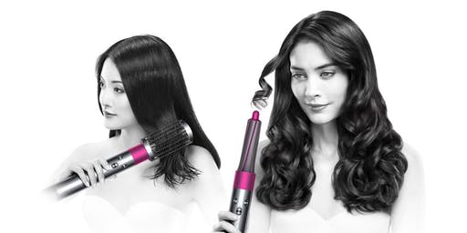 Dyson Demo Zone - Beauty Lab, Westgate | Supersonic / Airwrap Styling | 12 -31 Jul 2019