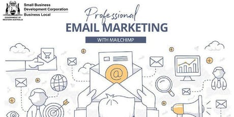 Email Marketing with Mail Chimp - Fremantle  tickets