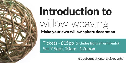 Introduction to willow weaving