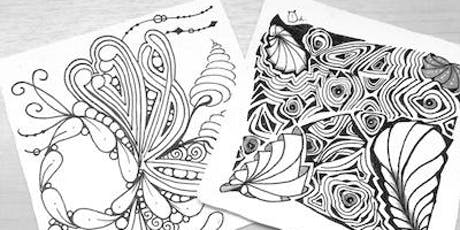 Zentangle 102 @ 7F5R: 19th October 2019 tickets