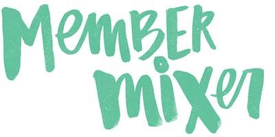 SJCHBA Monthly Member Mixer