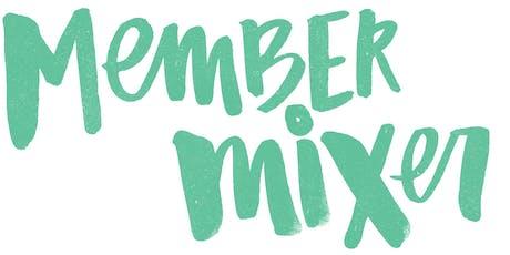 SJCHBA Monthly Member Mixer tickets