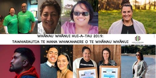 Whānau Whānui Hui-ā-tau