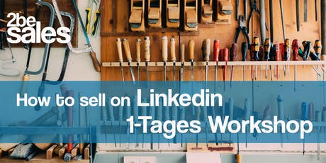 """""""How to sell on LinkedIn"""" Business Workshop tickets"""