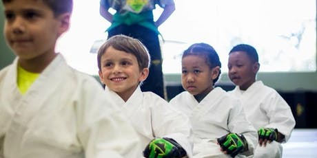 FREE Beginner's Martial Arts Class for Kids Ages 5-12 tickets