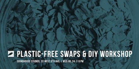 Plastic-Free Swaps & DIY Workshop tickets