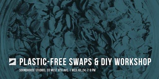 Plastic-Free Swaps & DIY Workshop