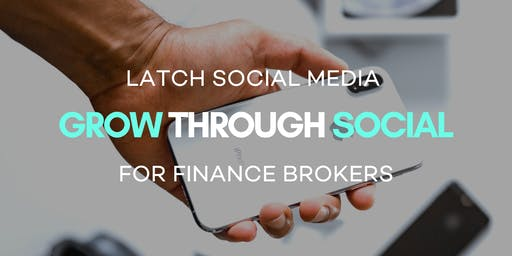 FREE Social Media Strategy Session: Finance Brokers / Mortgage Brokers: 1-1