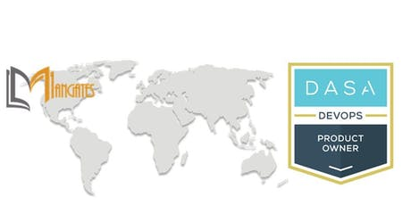 DASA – DevOps Product Owner 2 Days Training in Irvine, CA tickets
