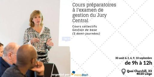 Formation à la Gestion Cycle Septembre