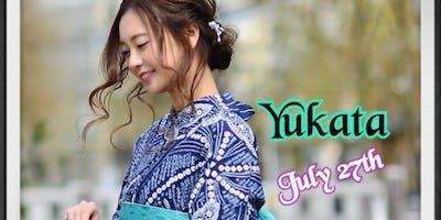 Let's try YUKATA