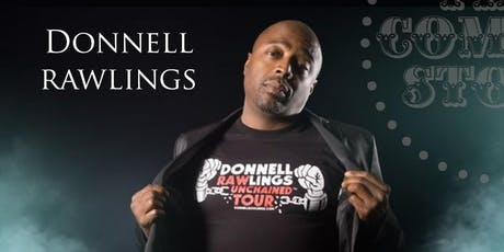 Donnell Rawlings - Friday - 7:30pm tickets