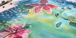 Batik Painting- Experimental Class