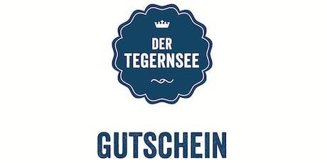 Ein Online-Gutscheintool für den Tegernsee Tickets