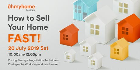 How to Sell Your Home FAST! Pricing Strategy, Negotiation Techniques & more tickets