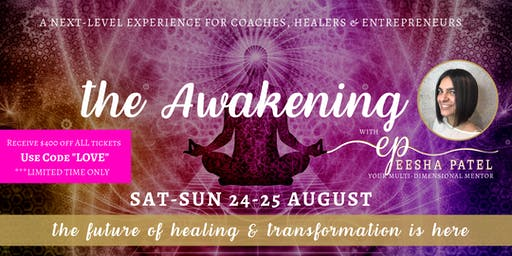 The Awakening with Eesha Patel