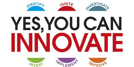 Yes, You Can Innovate - Discover your innovation strengths!  tickets