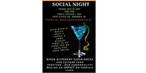SOCIAL NIGHT