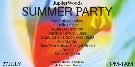 Jupiter Woods Summer Party tickets