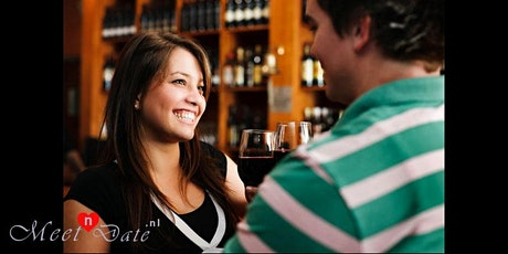 Singles Speed Dating Event in Amsterdam 13 December Friday!-(25-38) tickets