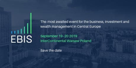 6th European Business & Investment Summit tickets