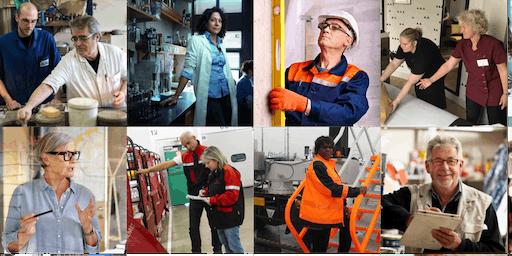 Matinale RH - L'emploi après 45 ans : tous concernés !