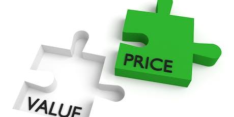 Tactiques de prix, perception et efficacité promotionnelle - les 5 et 6 mars 2020 billets