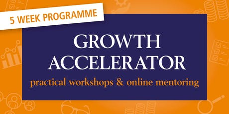 OxLEP Business Growth Accelerator tickets